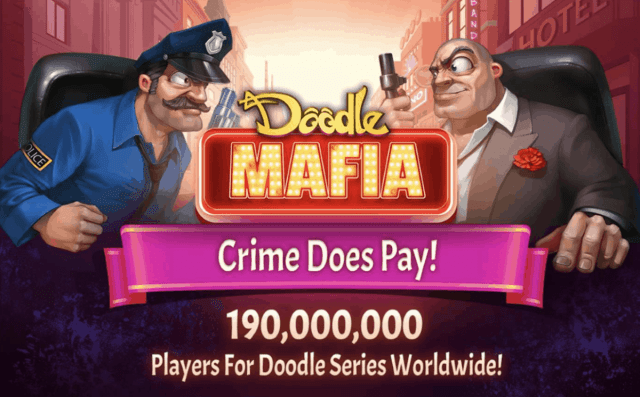 New Windows 10 video game Doodle Mafia launches in Windows