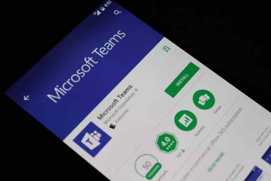 Microsoft Teams Android