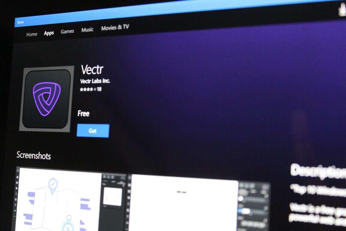 Vectr Windows 10