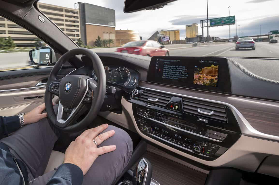 BMW navigation