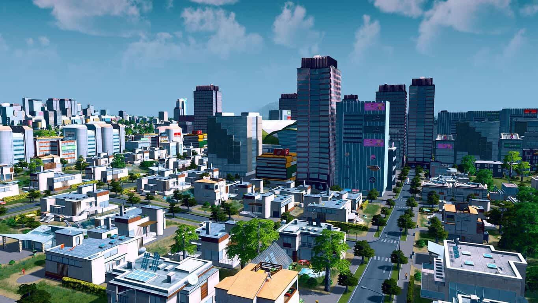 Cities Skylines on Xbox One