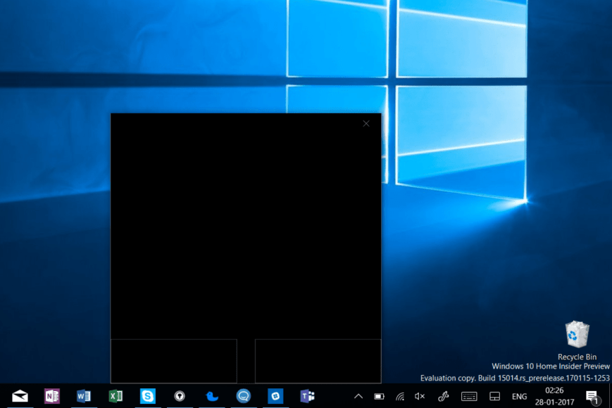 Windows 10 Touchpad