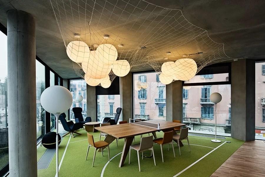 Microsoft House Milan 1