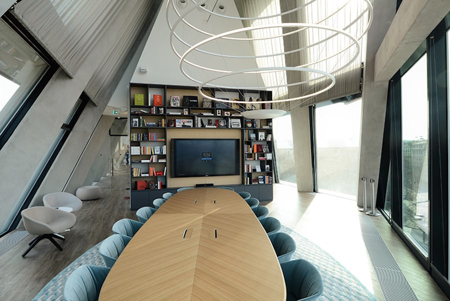 Microsoft House Milan 2