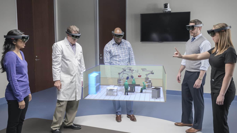 Stryker chooses Microsoft HoloLens