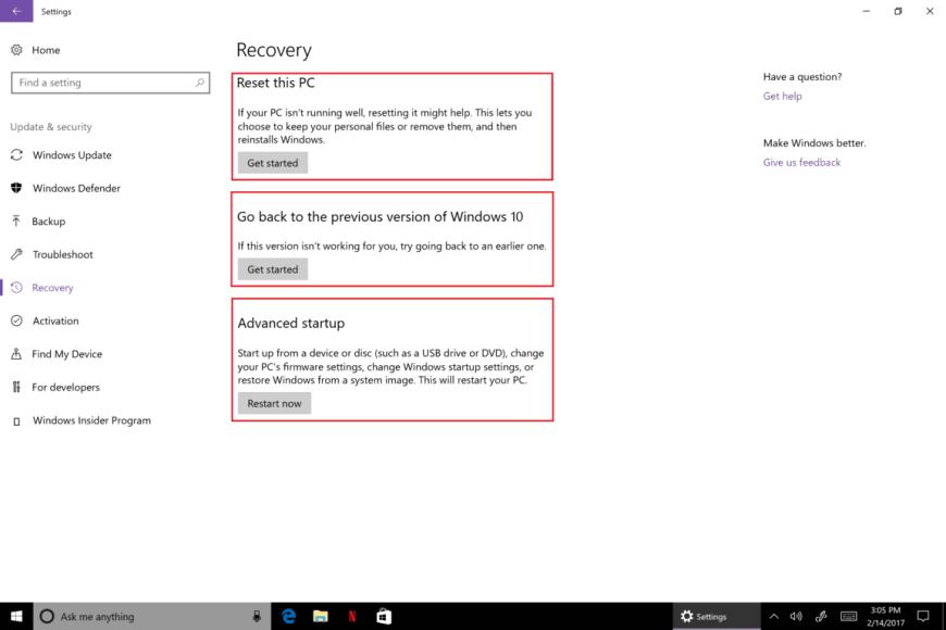 Microsoft, Windows 10, PC
