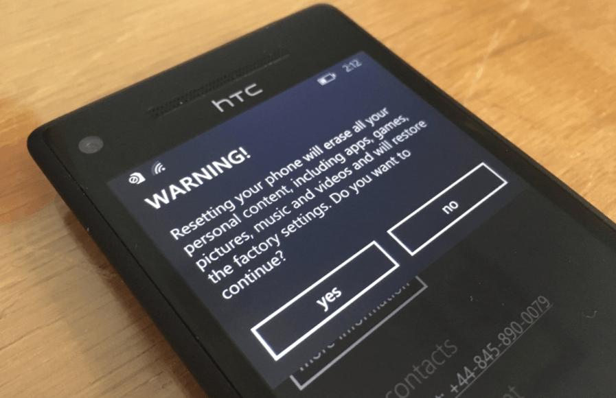 Some Windows Phone 8 1 Users Can U2019t Log Into Microsoft