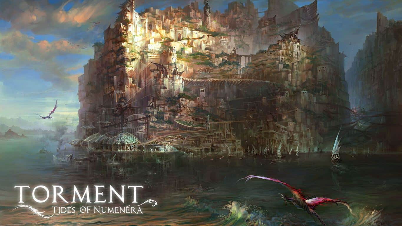 Torment: Tides Of Numenera on Xbox One