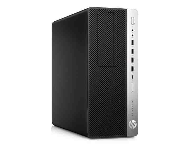 HP EliteDesk 800 desktop