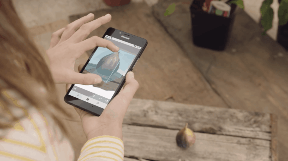 Microsoft's mobile 3D scanning app won't be released with the