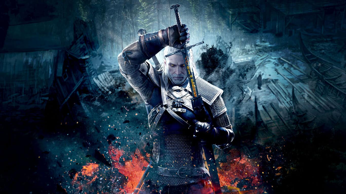 Witcher 3 on Xbox One