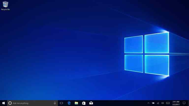 Windows 10 new hero wallpaper