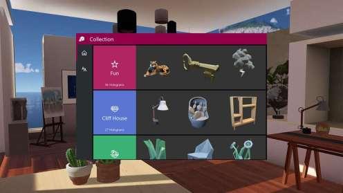 Holograms app Windows 10 Windows Mixed Reality
