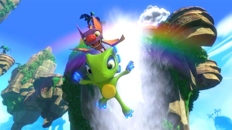 Yooka-Laylee on Xbox One
