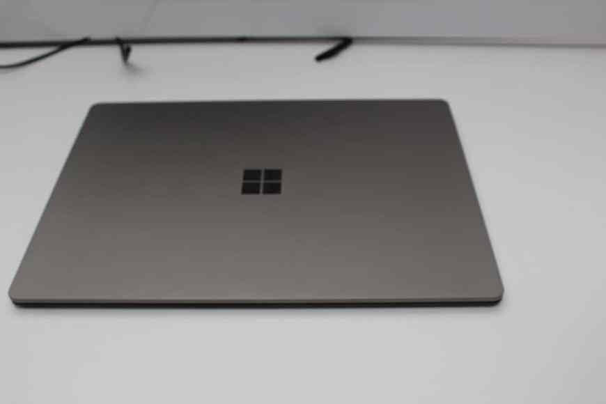 Surface Laptop Closed