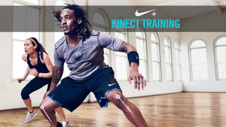 Nike+ Kinect Training on Xbox 360