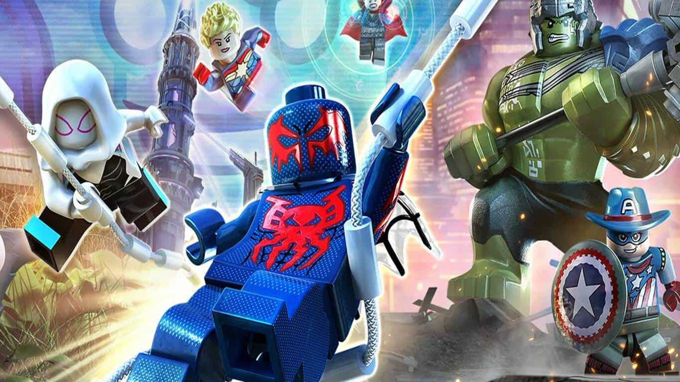 LEGO Marvel Super Heroes 2 on Xbox One