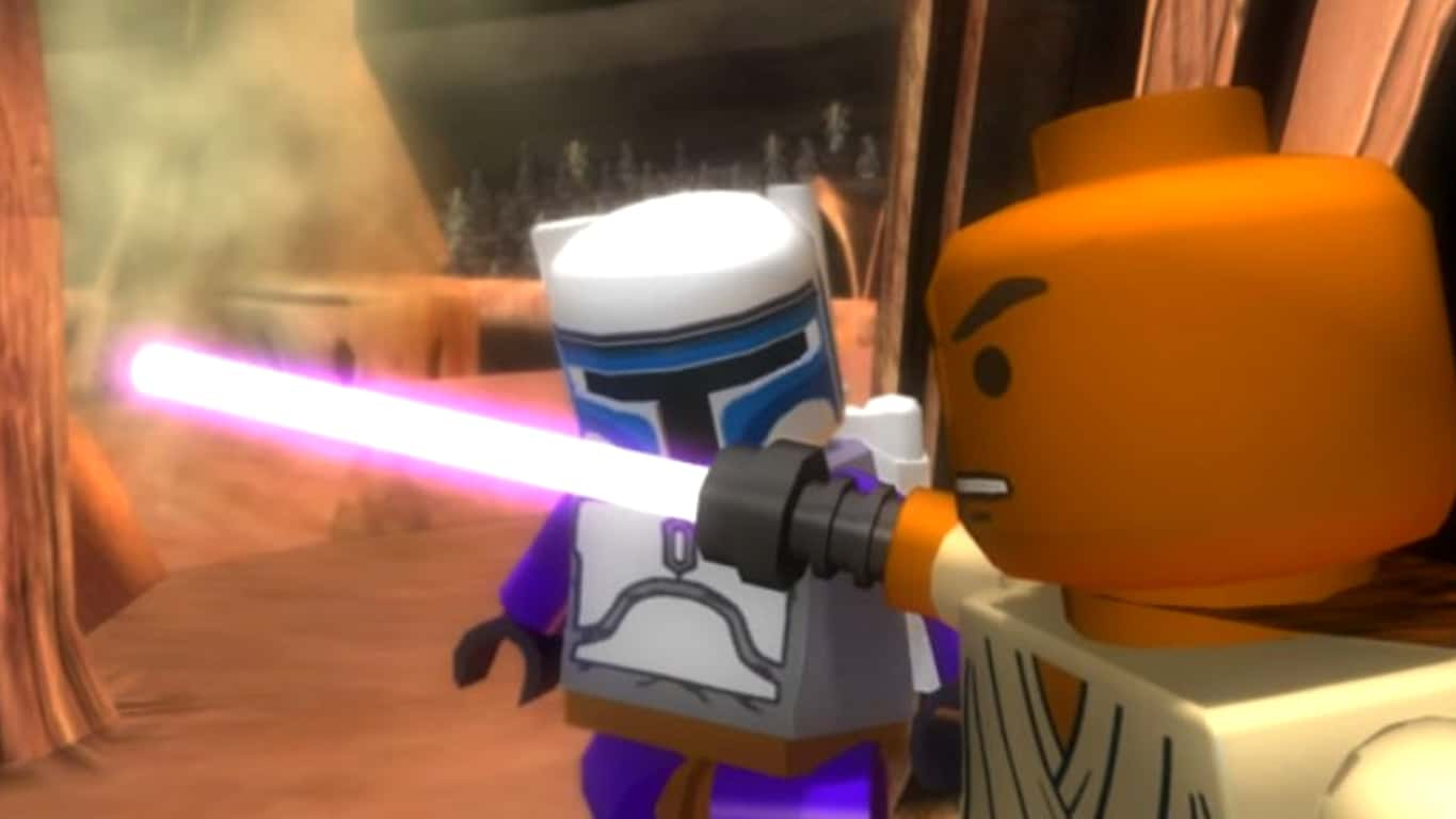 LEGO Star Wars The Complete Saga on Xbox 360 and Xbox One