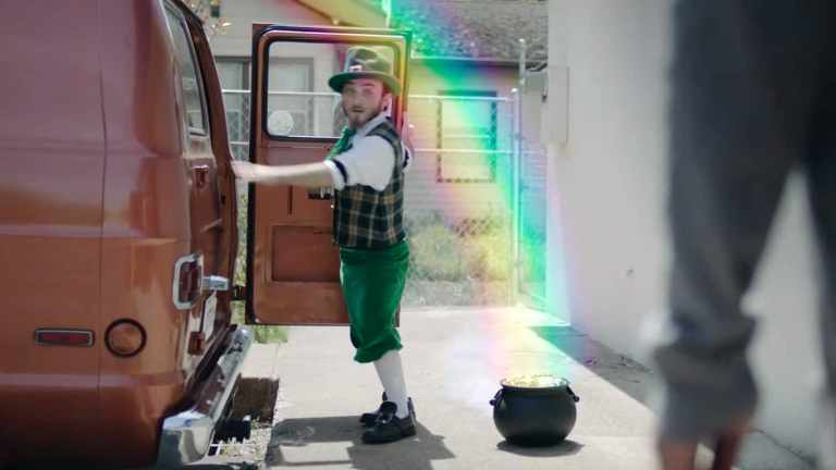 Mixer Double Rainbow Xbox Commercial