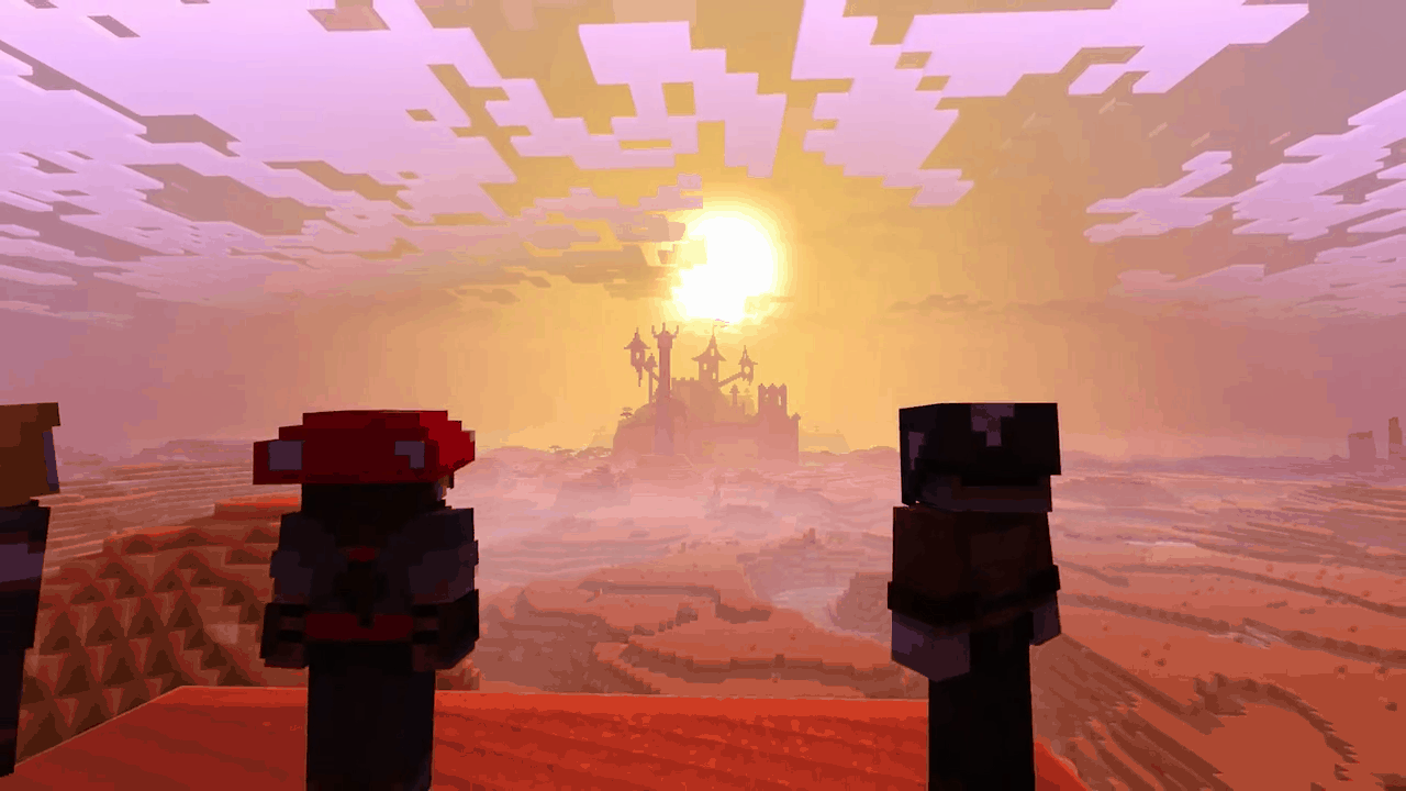 Minecraft's Super Duper Graphics Pack Canceled Because It Was 'Technically Demanding'