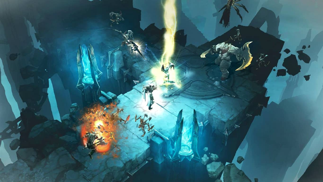 Diablo III: Eternal Collection on Xbox One