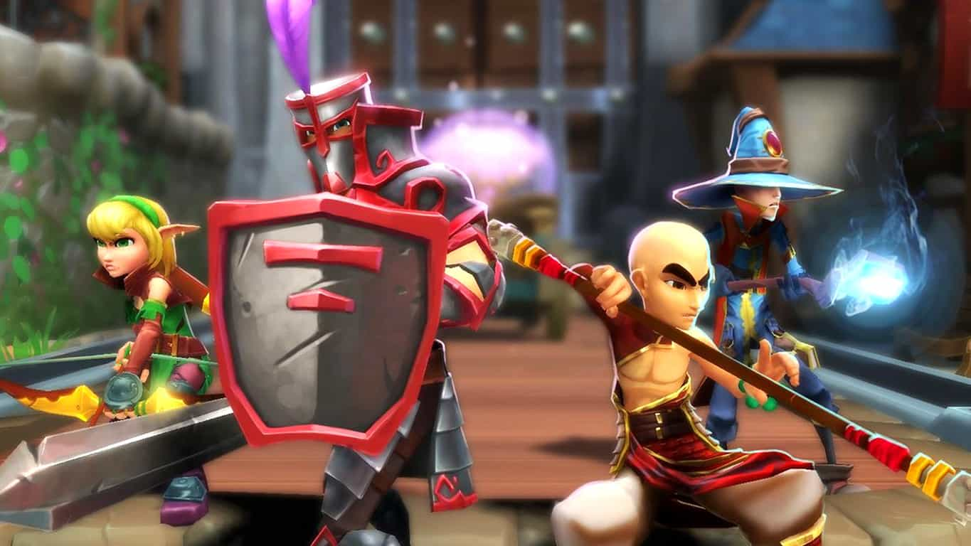 Dungeon Defender 2 on Xbox One