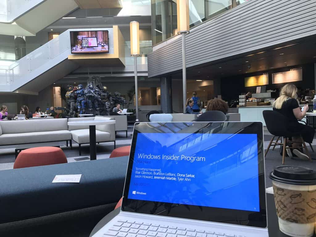 Windows 10 Insider Skip Ahead build 17634 list Edge and