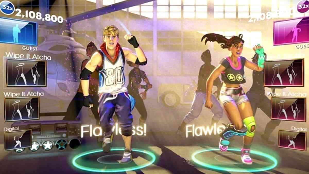 Xbox One's best Kinect game, Dance Central Spotlight, now 50