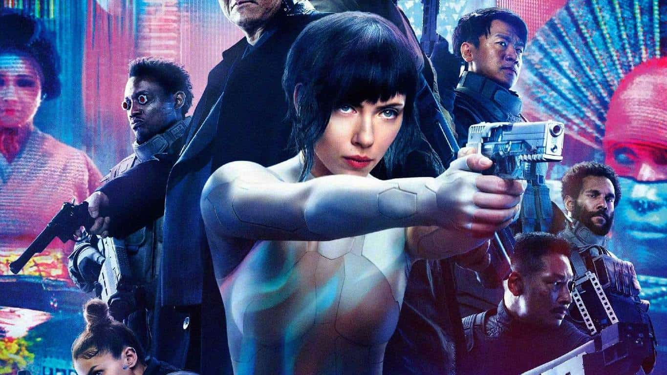 Ghost in the Shell Movie in Windows Store