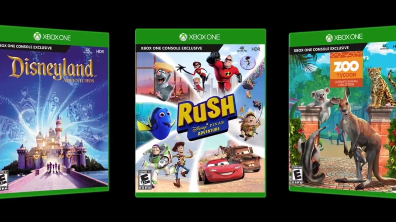 Microsoft Gives FREE XBox One (Kinect) Game To Fans ...