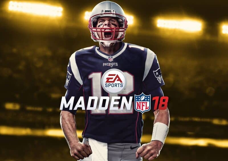 Microsoft, Xbox, NFL 18, Madden