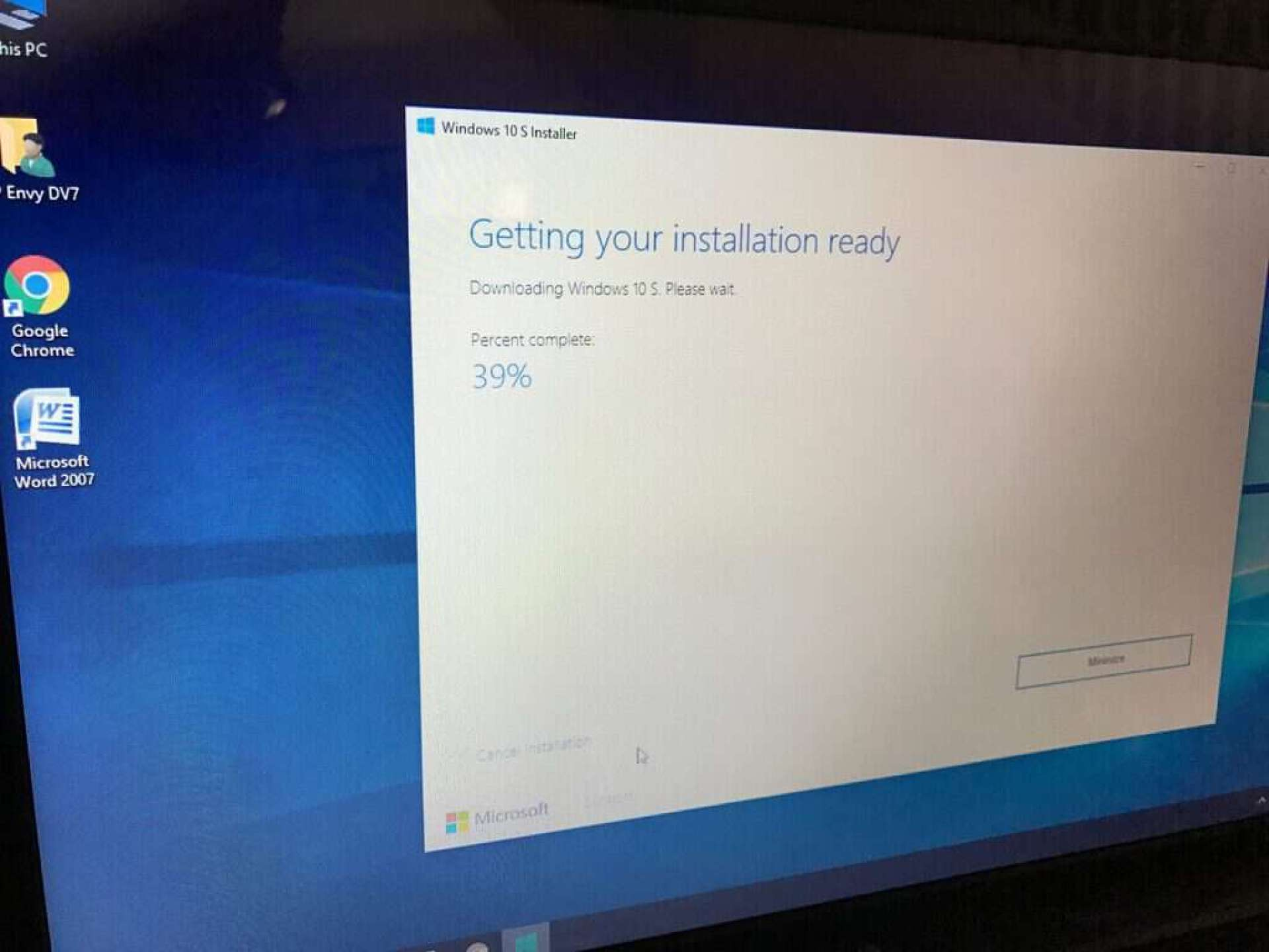 Here is how you can download and install Windows 10 S OnMSFT com