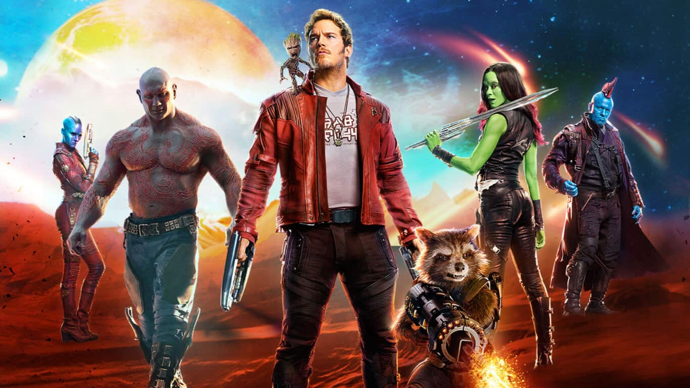 Guardians of the Galaxy Vol.2 in the Windows Store