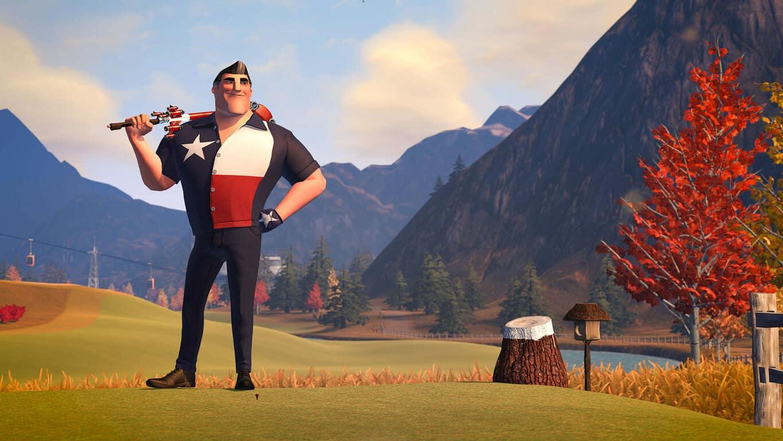 Powerstar Golf on Xbox One