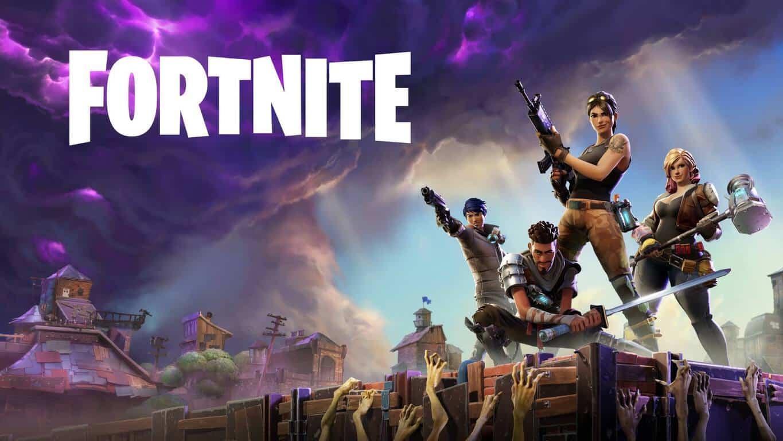 Fortnite on Xbox One