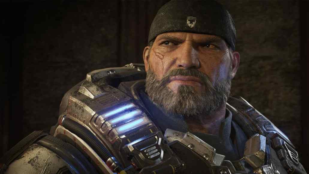 Microsoft, Xbox, Gears of War, 4K