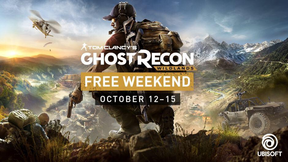 Microsoft, Xbox, Xbox One, Free weekend, Tom Clancy
