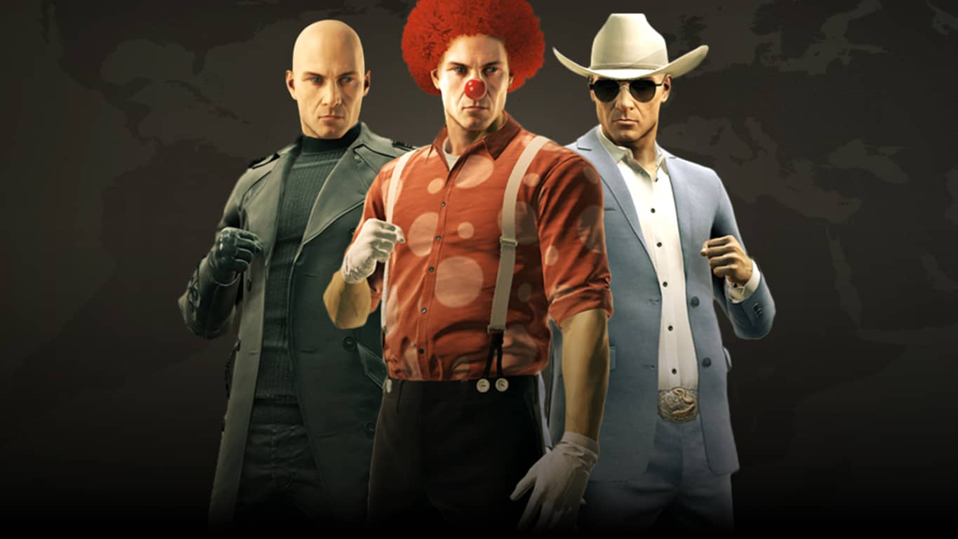 Hitman: Game of the Year Edition on Xbox One