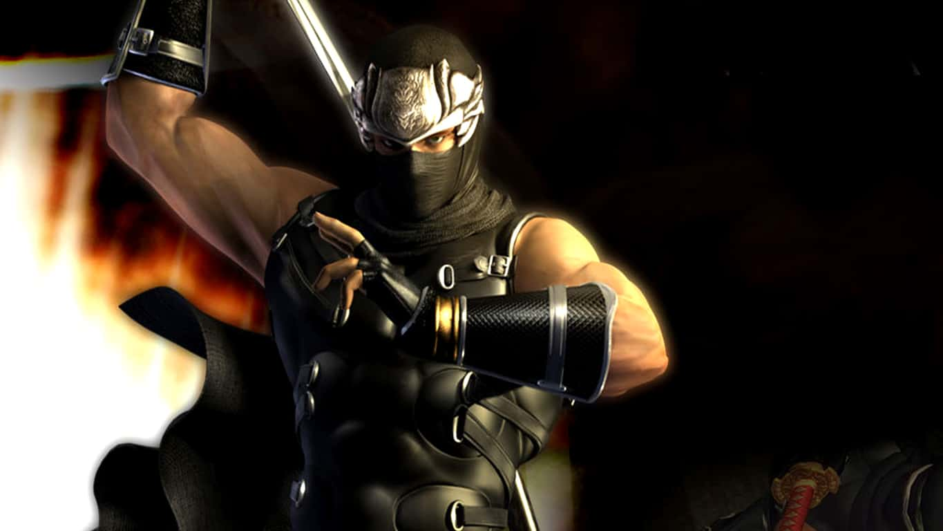 Ninja Gaiden Black on Xbox One