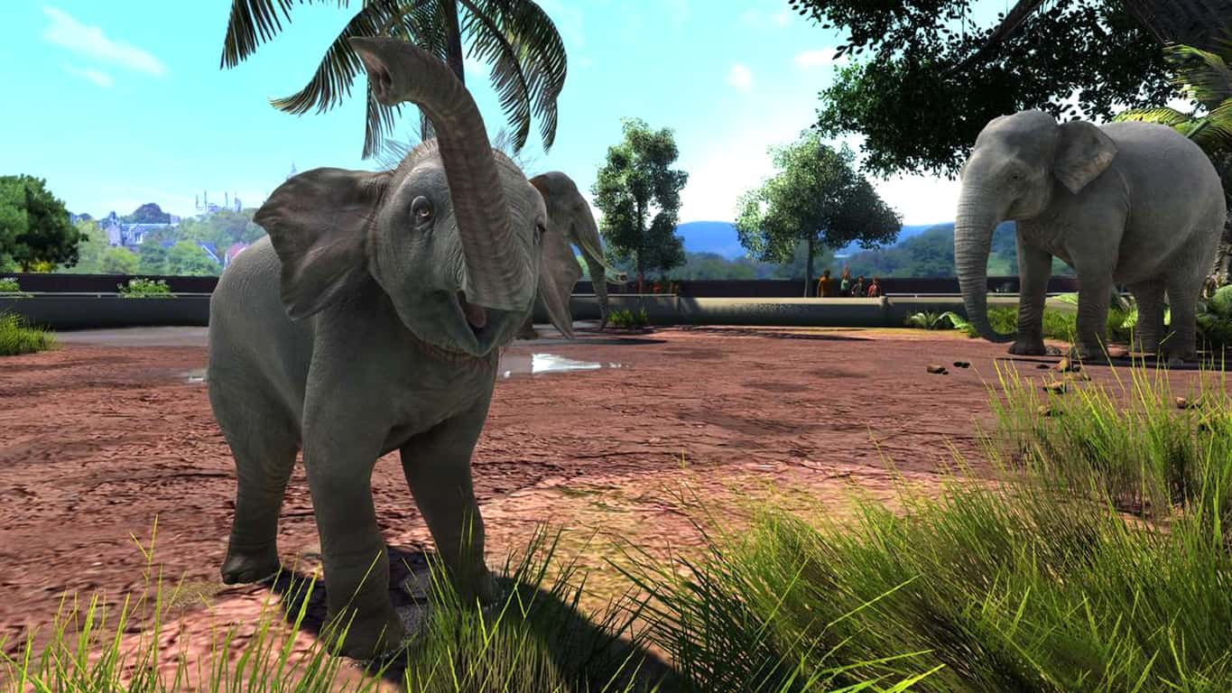 Zoo Tycoon on Xbox One and Windows 10