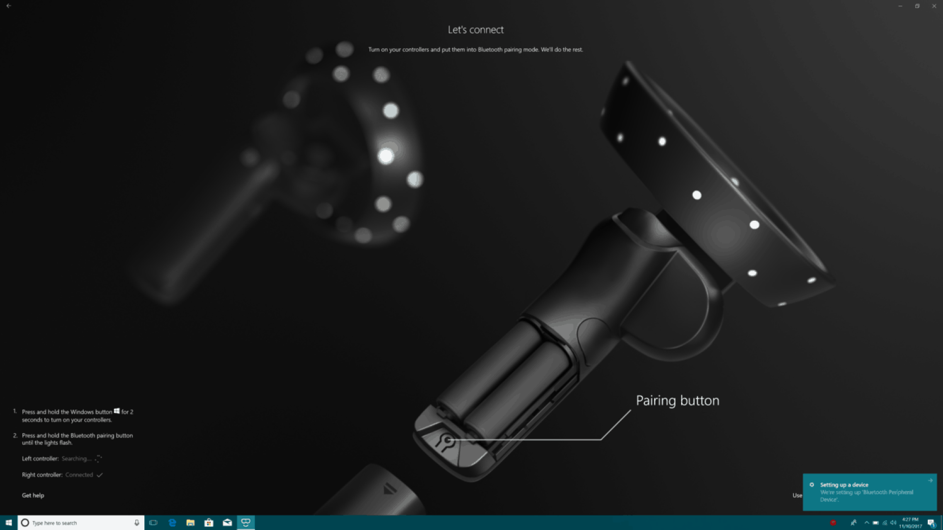 How to set up your Windows Mixed Reality Headset OnMSFT com