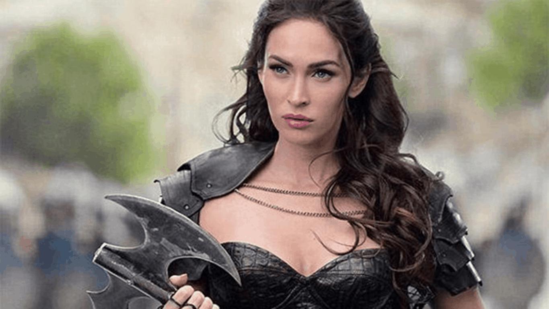 Megan Fox Xbox Live Sessions