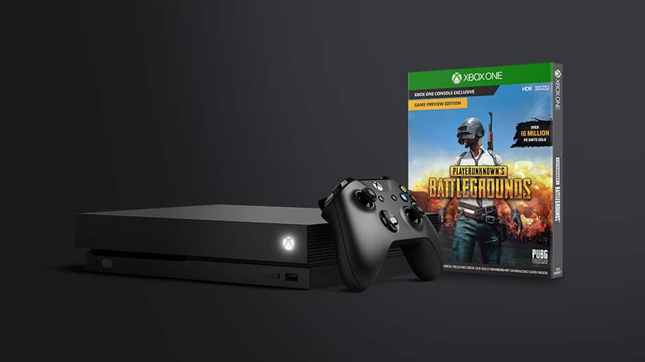 Xbox news recap: PUBG is free with the Xbox One X, Keyboard