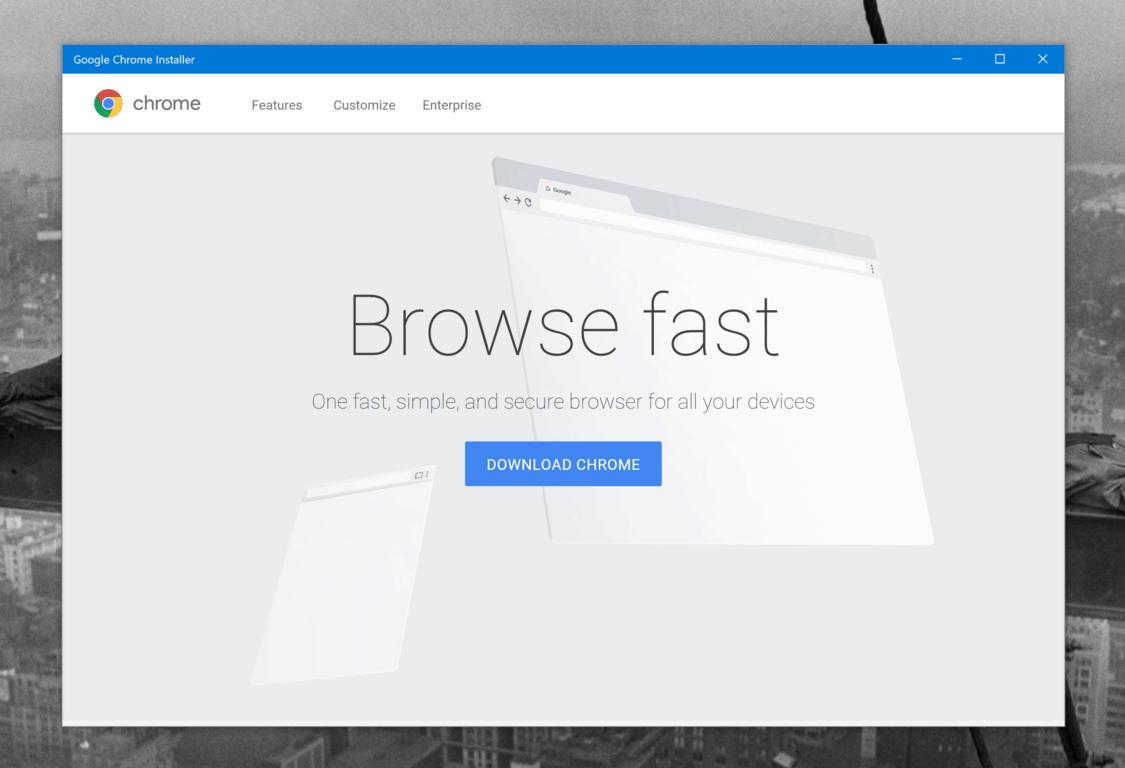 google chrome app free download for windows phone