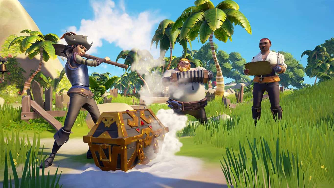 Sea of Thieves on Xbox One and Windows 10