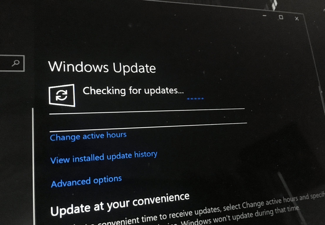 "Microsoft to make ""easier, faster"" updates starting with"