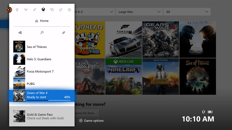 Xbox Beta Insiders can download a new 1806 build that fixes