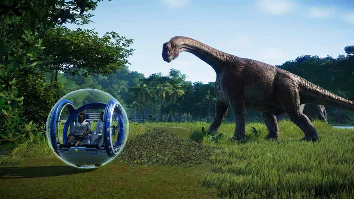 Digital pre-orders for Jurassic World Evolution open on Xbox One