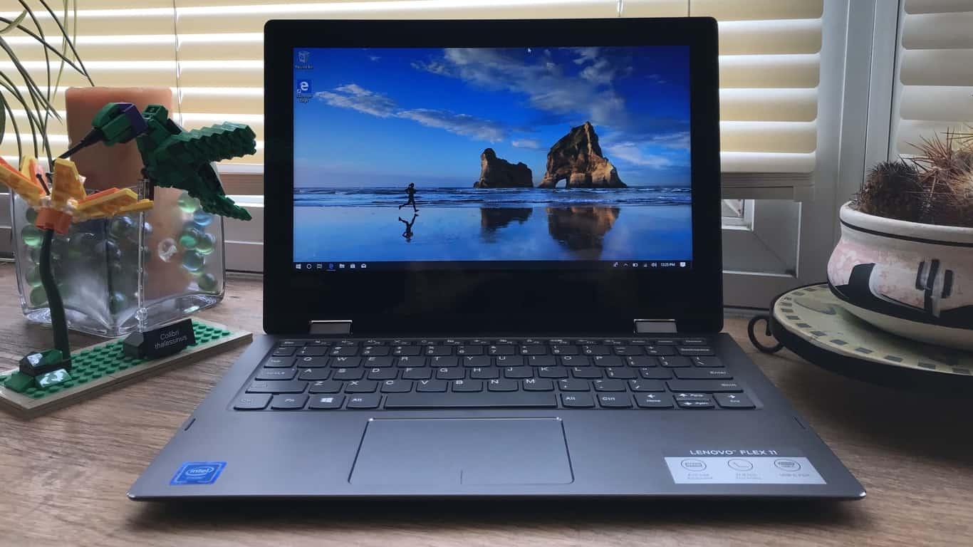 Lenovo Flex 6 11″: A cheap starter 2-in-1 for most, an