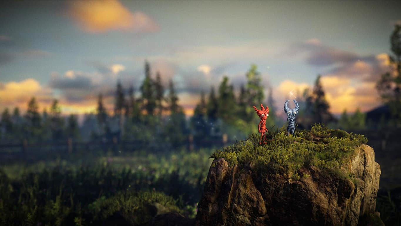 Unravel Two on Xbox One